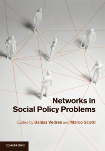 Networks in Social Policy Problems Cover